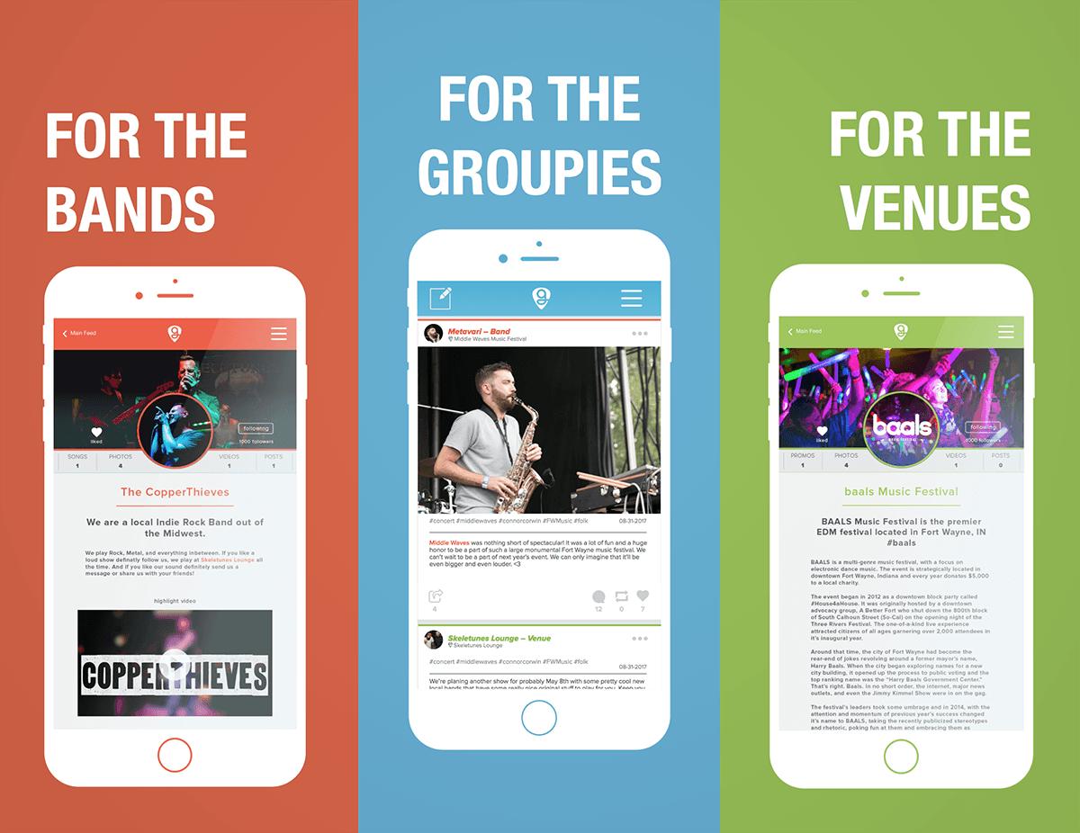 dustin-keeslar-portfolio-fort-wayne-indiana-graphic-design-groupie-live-music-social-media-app3