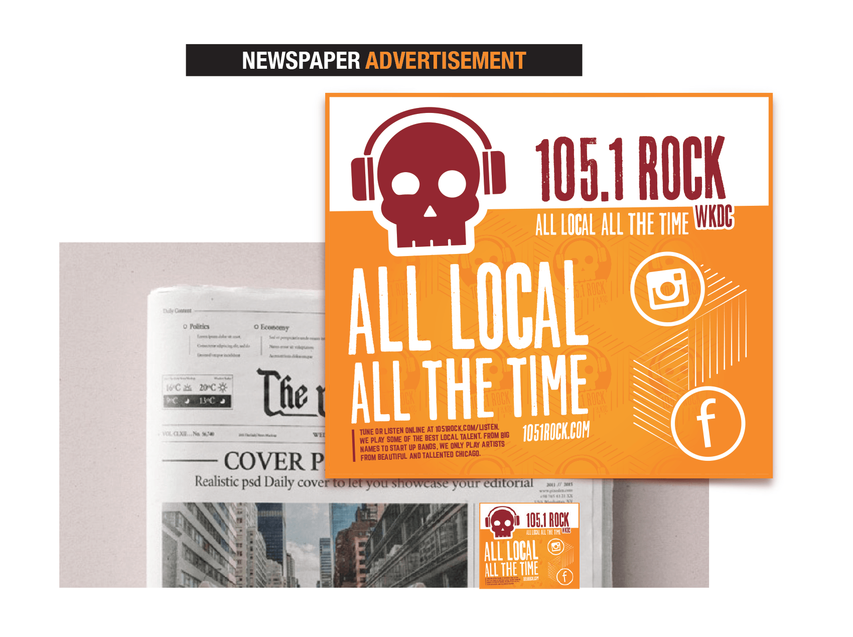 dustin-keeslar-portfolio-radio-station-campaign-105-1-rock-wkdc7