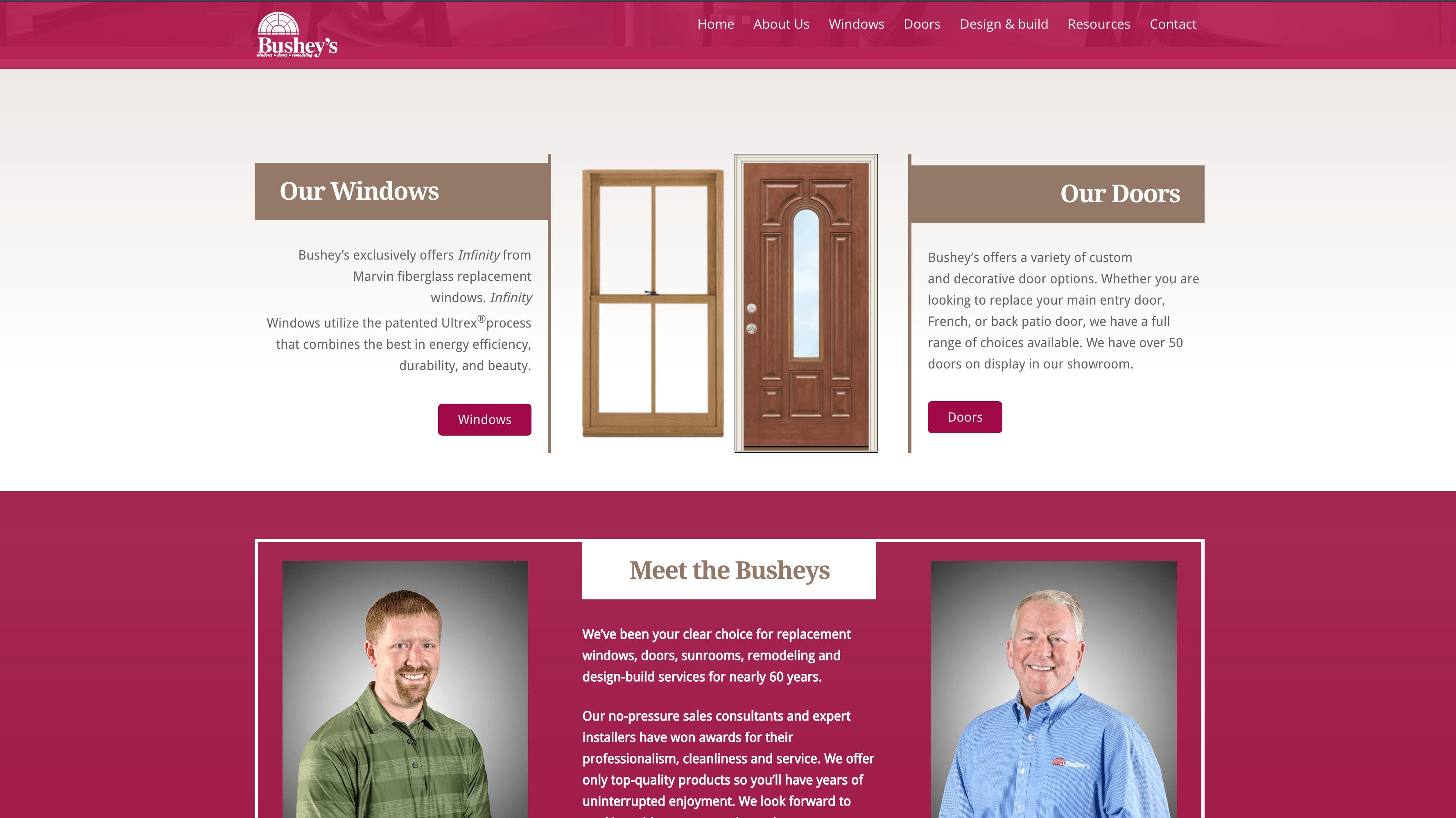 dustin-keeslar-portfolio-website-busheys-windows-doors-and-more2